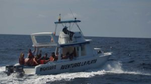 Bote Aventuras La Plata