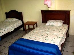 Habitación doble Hostal Villa Colombia